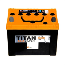 Аккумулятор TITAN ASIA SILVER 6CT-77.0 VL B01