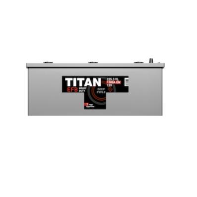 Аккумулятор TITAN EFB 6СТ-225.3 VL