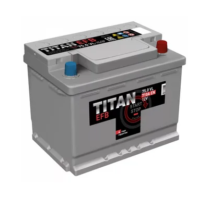 Аккумулятор TITAN EFB 6СТ-75.0 VL