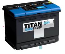 Аккумулятор TITAN EUROSILVER 6CT-56.1 VL