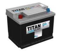 Аккумулятор TITAN EUROSILVER 6CT-63.1 VL
