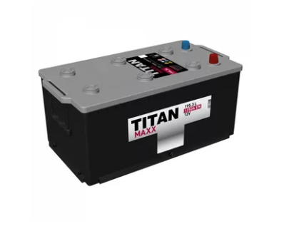 Аккумулятор TITAN MAXX 6CT-195.3 L