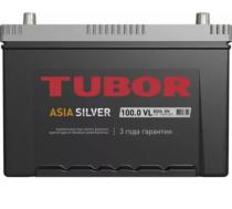 Аккумулятор TUBOR ASIA SILVER 6СТ-100.0 VL B01