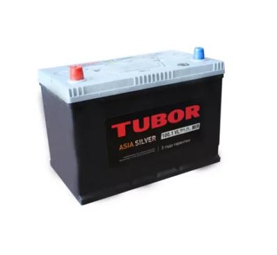 Аккумулятор TUBOR ASIA SILVER 6СТ-100.1 VL B01