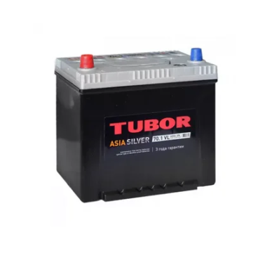 Аккумулятор TUBOR ASIA SILVER 6СТ-70.1 VL B01