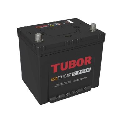 Аккумулятор TUBOR ASIA STANDART 6СТ-72.0 VL B01