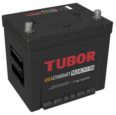 Аккумулятор TUBOR ASIA STANDART 6СТ-90.1 VL B01