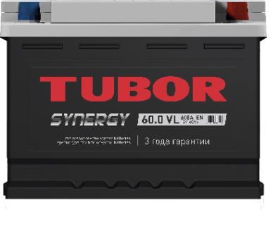 Аккумулятор TUBOR STANDART 6СТ-60.0 VL