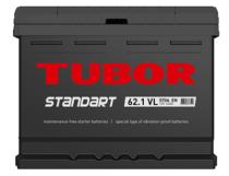 Аккумулятор TUBOR STANDART 6СТ-62.1 VL