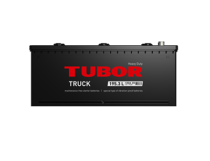 Аккумулятор TUBOR TRUCK 6СТ-195.3 L