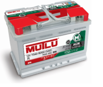 Аккумулятор MUTLU AGM  70 AGM / L3.70.076.A