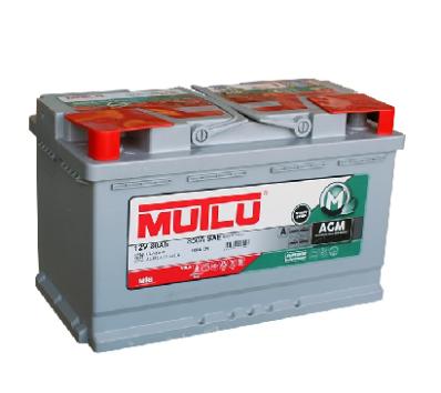 Аккумулятор MUTLU AGM  80 AGM / L4.80.080.A