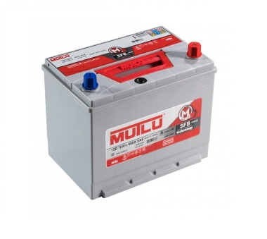 Аккумулятор MUTLU SFB 3  SMF 70D23FL / D23.68.060.C