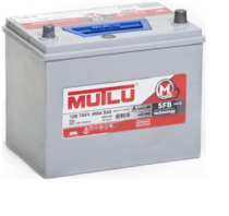Аккумулятор MUTLU SFB 2  SMF 80D26FL / D26.70.063.C