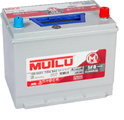 Аккумулятор MUTLU SFB 3  SMF 95D26FL / D26.80.066.C
