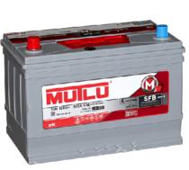 Аккумулятор MUTLU SFB 3  SMF 115D31FR / D31.100.085.D
