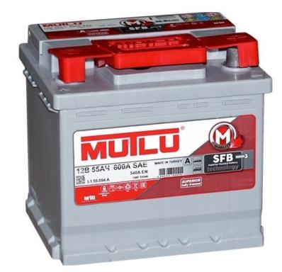 Аккумулятор MUTLU SFB 3  SMF 55540 / L1.55.054.A