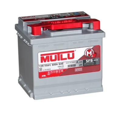 Аккумулятор MUTLU SFB 3  SMF 55541 / L1.55.054.B