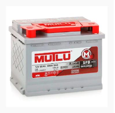 Аккумулятор MUTLU SFB 3  SMF 56081 / L2.60.054.A