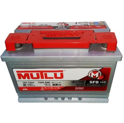 Аккумулятор MUTLU SFB 3  SMF 57512 / L3.75.072.A