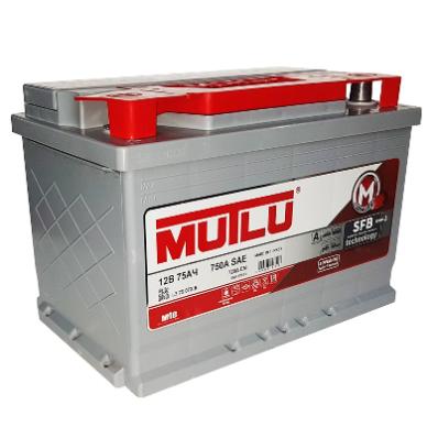 Аккумулятор MUTLU SFB 3  SMF 57513 / L3.75.072.B
