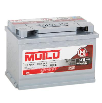 Аккумулятор MUTLU SFB 3  SMF 57572 / LB3.75.072.A