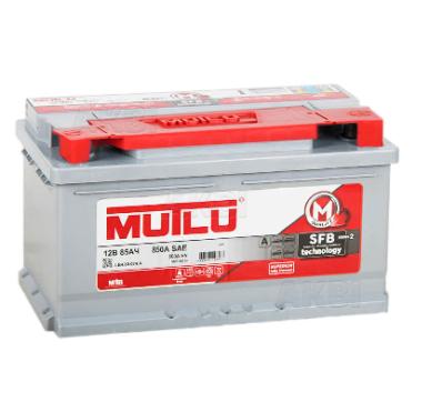 Аккумулятор MUTLU SFB 2  SMF 58014 / LB4.80.074.A