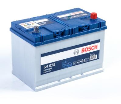 Аккумулятор BOSCH S4 SILVER  595 404 083 S40 280