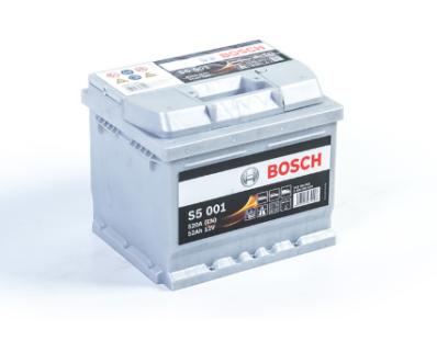 Аккумулятор BOSCH S5 SILVER PLUS  552 401 052 S50 010
