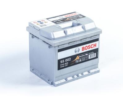 Аккумулятор BOSCH S5 SILVER PLUS  554 400 053 S50 020