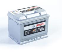 Аккумулятор BOSCH S5 SILVER PLUS  563 401 061 S50 060