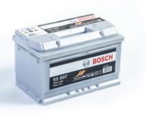 Аккумулятор BOSCH S5 SILVER PLUS  574 402 075 S50 070