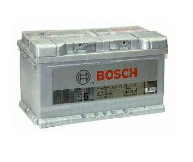 Аккумулятор BOSCH S5 SILVER PLUS  585 400 080 S50 110