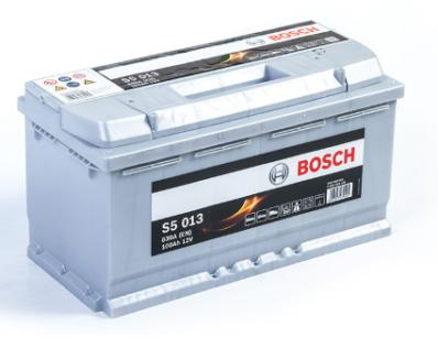 Аккумулятор BOSCH S5 SILVER PLUS  600 402 083 S50 130