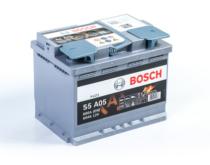 Аккумулятор BOSCH S5 AGM  560 901 068 S5A 050