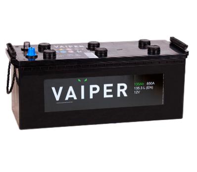 Аккумулятор VAIPER 6СТ-135.3 L