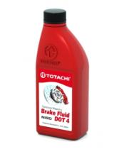 Тормозная жидкость TOTACHI NIRO Brake Fluid DOT 4