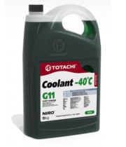 Антифриз TOTACHI NIRO Coolant Green -40C G11