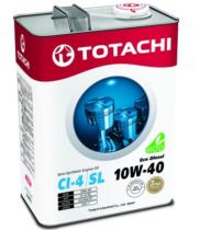 Масло моторное полусинт. TOTACHI Eco Diesel 10W-40
