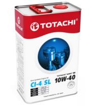 Масло полусинтетическое TOTACHI NIRO HD SEMI-SYNTHETIC 10W-40