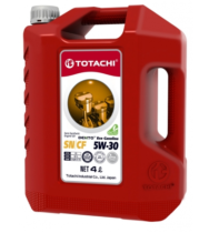Масло моторное TOTACHI DENTO ECO GASOLINE SEMI-SYNTHETIC 5W-30