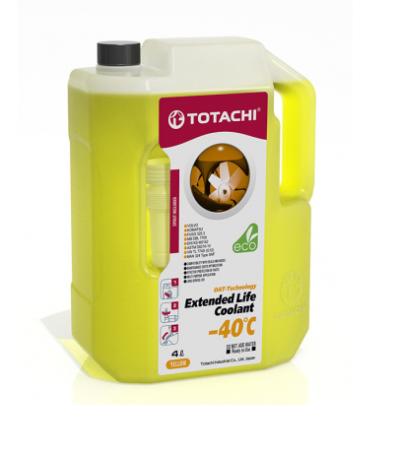 Антифриз TOTACHI EXTENDED LIFE COOLANT -40 C