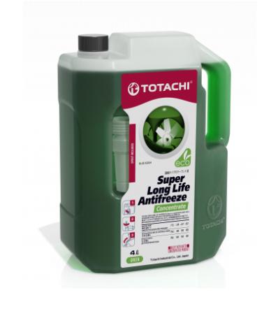 Антифриз TOTACHI SUPER LONG LIFE ANTIFREEZE Green (Концентрат)
