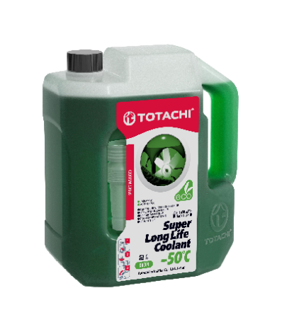 Антифриз TOTACHI SUPER LONG LIFE COOLANT Green -50C