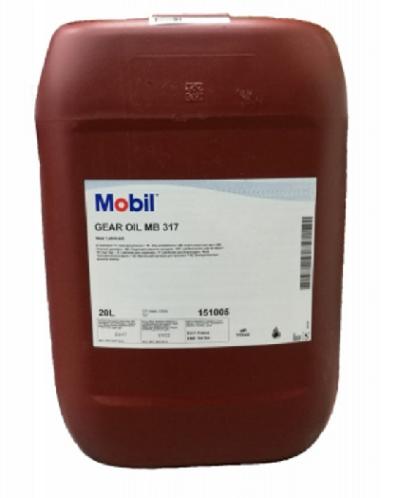 Трансмиссионное масло для МКПП Mobil Gear Oil MB 317