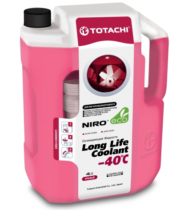 Антифриз TOTACHI NIRO LONG LIFE COOLANT RED -40°C