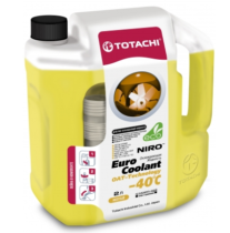 Антифриз TOTACHI NIRO  EURO COOLANT OAT TECHNOLOGY -40°C