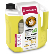 Антифриз TOTACHI NIRO  EURO COOLANT OAT TECHNOLOGY -50°C