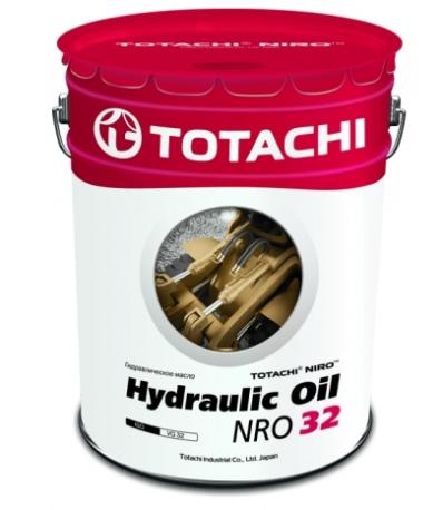 Масло гидравлическое TOTACHI NIRO HYDRAULIC OIL NRO ISO 32