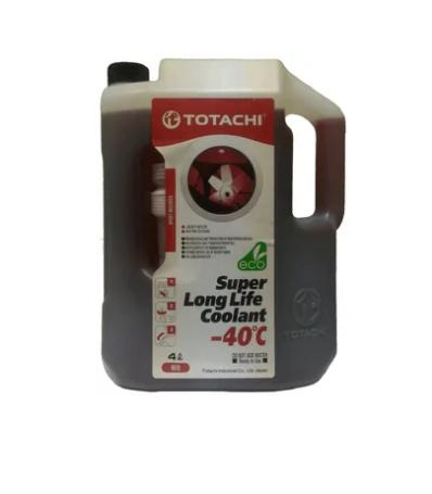 Антифриз TOTACHI SUPER LONG LIFE COOLANT Red -40C
